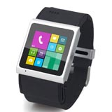 GooPhone bringt Android-Smartwatch im Windows Phone-Look