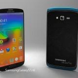 Neues realistisches Konzept des Galaxy S5 aufgetaucht