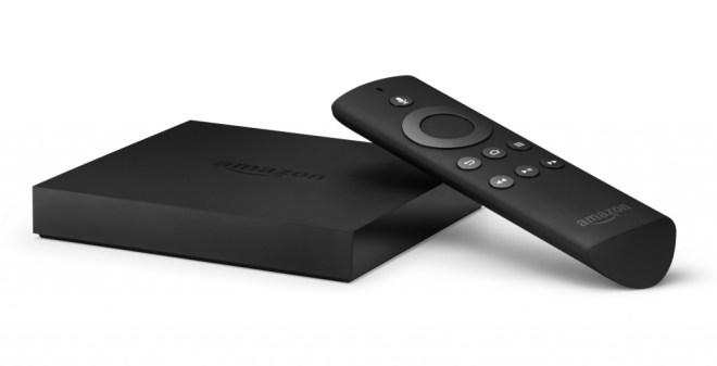Fire TV streamt in 4K und wird über eine Fernbedienung inklusive Spracherkennung gesteuert. Ein Lautstärkeregler fehlt jedoch. (Foto: Amazon)