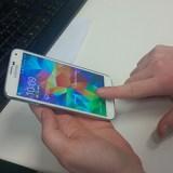 Fingerabdruckscanner des Galaxy S5 wurde bereits überlistet
