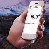Thermodo: Gadget verwandelt jedes Smartphone in einen Thermometer
