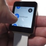 LG G Watch zeigt sich in erstem Hands-On-Video