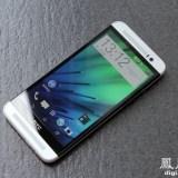 HTC One (E8): Plastik-Variante des HTC-Flaggschiffes von allen Seiten abgelichtet