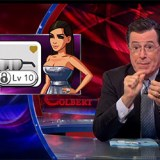 Must-Watch: Stephen Colberts Review von Kim Kardashians App
