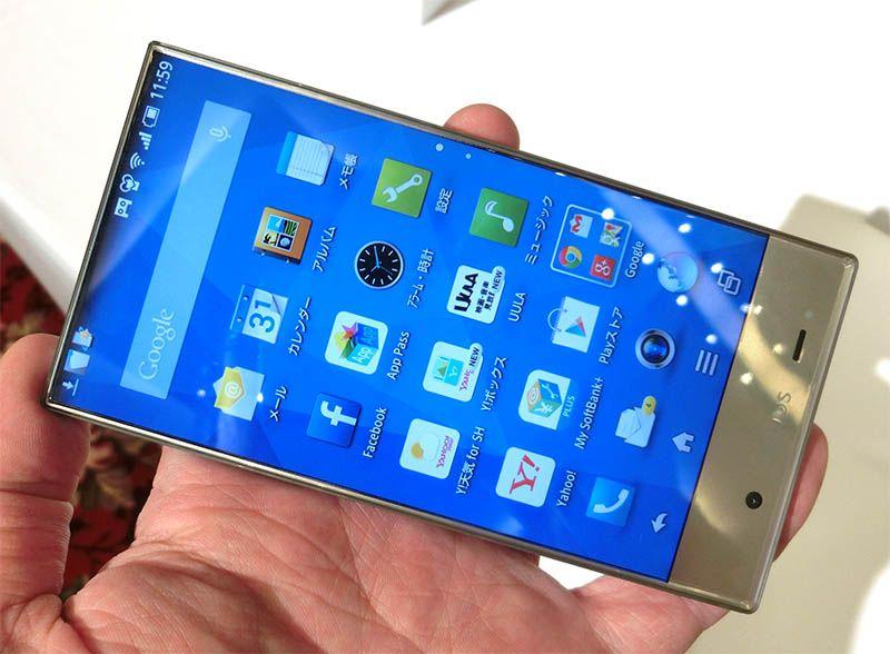 großes display smartphone