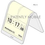 Irre: Samsung lässt sich faltbare Smartphone-Displays patentieren!