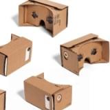 Google verbessert VR-Brille Cardboard nach über 500.000 Auslieferungen