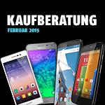 Kaufberatung: Das sind unsere Smartphone-Empfehlungen für den Februar