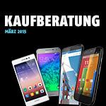 Kaufberatung: Das sind unsere Smartphone-Empfehlungen für den März
