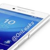 Sony Xperia Z4 zeigt sich auf den ersten Render-Fotos