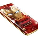 Galaxy S6 Edge Iron Man-Edition wird auf eBay zu einem irrsinnig hohen Preis versteigert