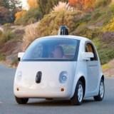 Googles autonome Autos rollen im Sommer auf kalifornische Straßen