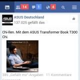 Tipp: Facebook-Datenverbrauch verringern