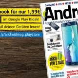 Android Magazin für nur 1,99€!