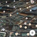 Tipp: Google Maps- Kartenausschnitt rasch kippen