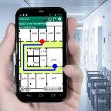 Navigation im Gebäude: Eine App von Fraunhofer-Forschern soll das ermöglichen