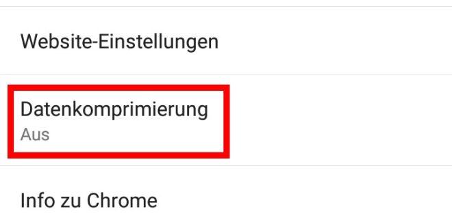Datenkomprimierung_Chrome