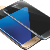 Galaxy S7 edge: Neues Foto zeigt Front- und Rückseite