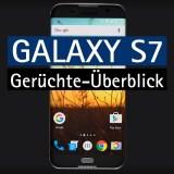 Samsung Galaxy S7 – Präsentationstermin veröffentlicht!