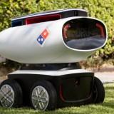Pizza-Lieferung per Roboter: Domino's Pizza macht's möglich