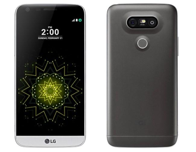 """Das Smartphone """"LG G5 SE"""" hat fast dieselbe Größe wie das Flaggschiffmodell """"LG G5"""", besitzt aber weniger Arbeitsspeicher und verwendet einen weniger leistungsfähigen Prozessor. (Foto: LG Electronic)"""