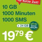 Spusu stellt neuen 10-GB-Tarif vor!