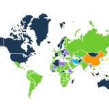 WhatsApp in 109 Ländern voran, aber nicht in den Industrieländern – wo dann?