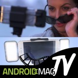Video: Motorisierter Selfie-Stick mit coolem Zubehör