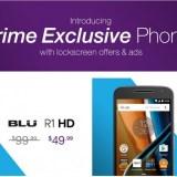 Amazon: Günstigere Smartphones – dafür mit Werbung
