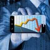 Dramatische Entwicklung: Das Smartphone-Wachstum halbiert sich in diesem Jahr