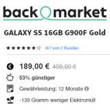 Back Market: Wiederaufbereitete Handys mit 12 Monaten Gewährleistung zum Top-Preis