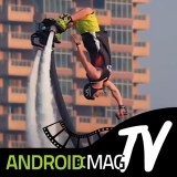 Video: Flyboard-Akrobatik zu Wasser und in der Luft