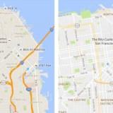 Aufgemöbelt: Google Maps kommt im neuen Gewand
