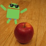 Google veröffentlicht bessere Apps für das iPhone als für Android