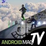 """Video: Der Traum vom Fliegen, und das auf einem """"Wingboard""""."""
