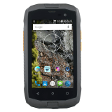 simvalley SPT-940: Robustes Outdoorhandy mit Dual SIM-Slot