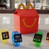 Step-It: Happy Meal von McDonalds in den USA mit Schrittzähler als Beilage