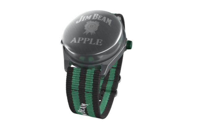 Diese Vorstellung hat Jim Beam von einer Apple Watch (Foto: Jim Beam)