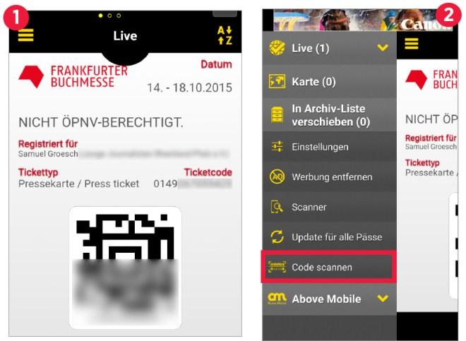 Tipp So Kannst Du Zug Und Flugtickets Am Handy Vorweisen Androidmag