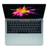 Neues MacBook Pro mit Multi-Touch-fähigem Display oberhalb der Tastatur