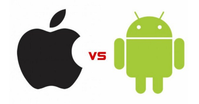 Apple vs Android 1200 x 630