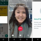 WhatsApp: Verschlüsselte Videotelefonie wird ab sofort ausgerollt
