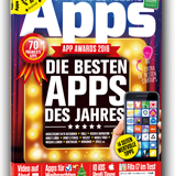 Jetzt am Kiosk: APPS Magazin 27