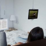 SkyFloat: Innovative Halterung für Smartphone und Tablet