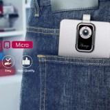 Nurugo Micro: 400-fache Vergrößerung mit der Smartphone-Kamera