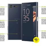 Technik: Das Sony Xperia X Compact im Androidmag Test!