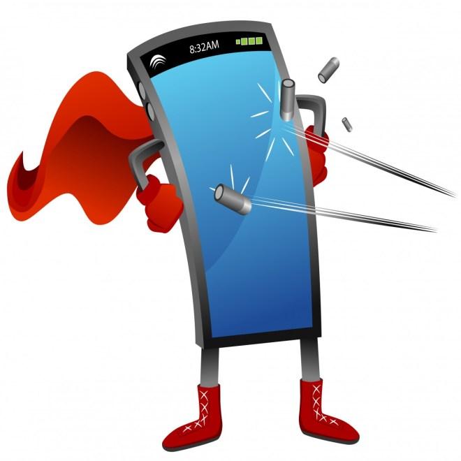 Supüerman-Kräfte solld as Smartphone der Zukunft haben (Foto: Shutterstock/John T Takai)