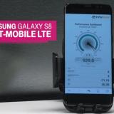Samsung Galaxy S8: das erste Smartphone mit Gigabit-LTE