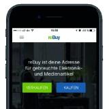 reBuy – Die App für  gebrauchte Elektronik und Medien