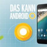 Das kann Android O